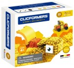807002 Klocki CLICFORMERS Craft set yellow 25el