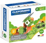 807003 Klocki CLICFORMERS Craft set green 25el
