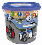 CD003 Klocki CLICS Hero Squad Police Drum