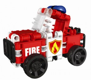 CD004 small fire car od CLICS.pl