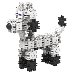 #806004 CLICFORMERS Puppy Friends Set 123el. od Clics.pl